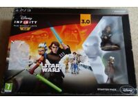 Disney Infinity 3.0 Star Wars Starter - NEW