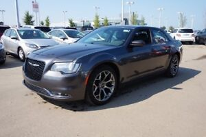 2016 Chrysler 300 S SPORT Accident Free,  Leather,  Heated Seats