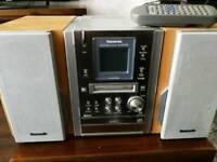 Panasonic Hi-fi Stereo System
