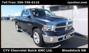 2013 Ram 1500 Big Horn - 5.7L Hemi, Bucket Seats, Rear Camera &