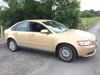 VOLVO S40 DIESEL 2008 ***MOT MAY 2018 ***ONLY 72000 MILES*** FSH ***