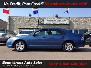 2009 Ford Fusion SE bluetooth low kms