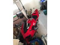 Honda CBR600 2003