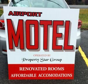 FURNISHED UNITS FOR $60.00
