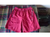 2 in 1 mens shorts
