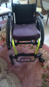 Athletic Wheel Chair