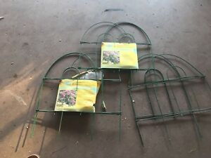 3-3 section wire fences