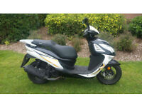 SINNIS Shuttle 50cc Scooter PX Swap UK delivery