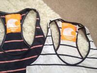 Soulcal x 2 size 10 tops