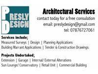 Local Architectural Services Aberdeen / Ellon