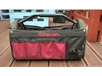 Snap on tool carry case