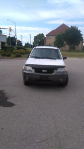 2005 Ford Escape SUV, Crossover