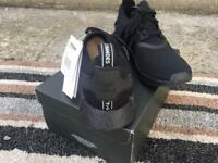 Adidas NMD r1 triple black japan version all black