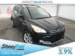 2013 Ford Escape SEL AWD - LOCAL AB TRADE IN! GREAT CONDITION!