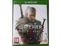 Witcher 3 xbox one