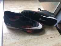 Nike CR7 Astro turf football boots
