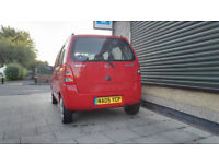 Suzuki Wagon R Hatchback 2005 MK 2 1.3 GL (R+) 5dr long mot 1 previous keeper will come valeted