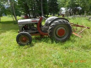 Ford N9 Tractor