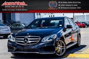 2015 Mercedes-Benz E250 BlueTEC 4Matic|Nav|Pano_Sunroof|Leather|
