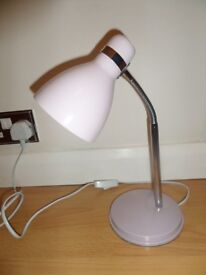 Pink Desk / Table lamp 30w