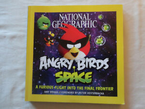 Angry Birds Space National Geographic A Furious Flight Into The