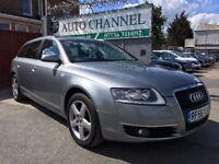 Audi A6 Avant 2.7 TDI SE 5dr (CVT)£4,795 p/x welcome FREE WARRANTY. NEW MOT