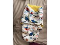 Newborn Baby Boy clothes bundle with Envelope
