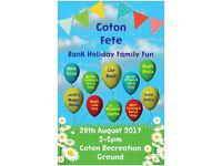 Coton Fete: Bank Holiday Family Fun
