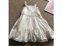 Next white dress 1.5 -2 years