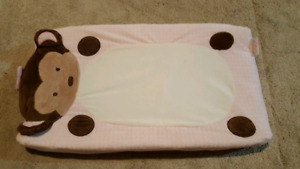 Waterproof change Table Pad and monkey cover