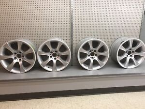 18 inch wheels from BMW 5 Series