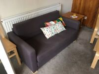 IKEA Sofa Bed Futon - Great Condition
