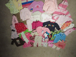 6-9 Month Baby Girls Clothes