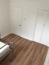Just been decorated, large double room, all bills inc