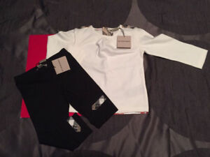 Burberry Girls Package - brand new