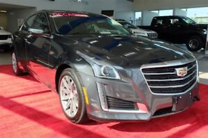 2016 Cadillac CTS 3.6L Luxury Collection AWD+TOIT+GPS