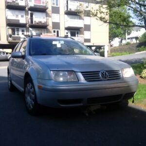 2006 Volkswagen Jetta TDI GL Wagon