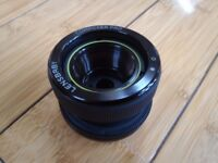 Lensbaby Composer Pro, Macro + Wide