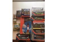 Vintage toys and models set