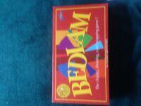 Bedlam board game