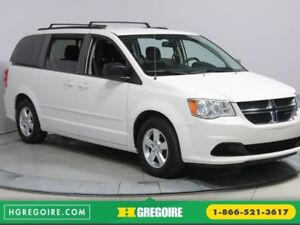 2011 Dodge GR Caravan SE A/C BLUETOOTH GR ELECTRIQUE