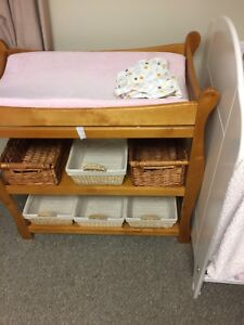 Baby changing table..change table?