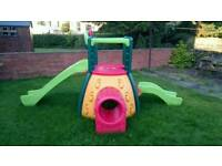 Little Tikes Slide and Climbing Set