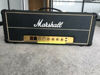 Marshall JMP MKII 50 Watt 1979 Black Amp Head RARE