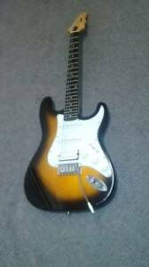 Epiphone Stratocaster copy electric guitar.Vintage Sunburst