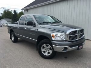 2007 Dodge Ram 1500 SLT/TRX4 Off Road/Sport| TRAILER HITCH| BED