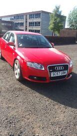 57 Plate, Audi A4 2.0TDI
