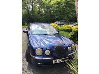 Jaguar S-Type 2.5 V6 auto