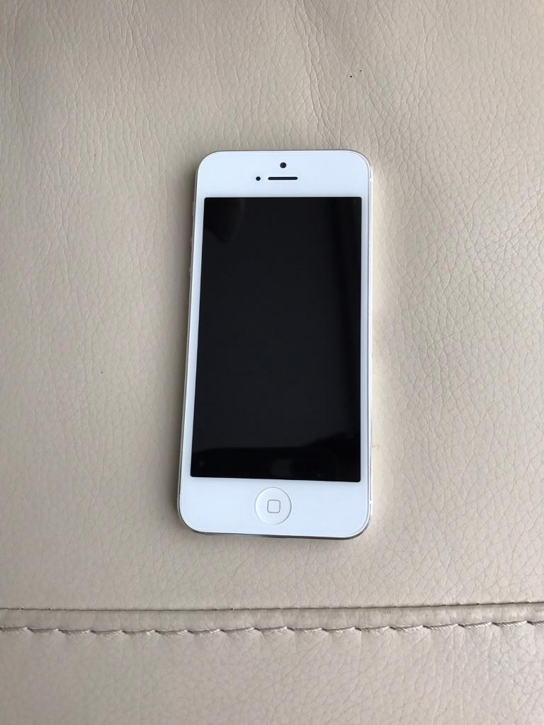 iPhone 5 16gb unlocked to all networks. Good conditionin Tower Hamlets, LondonGumtree - iPhone 5 16gb unlocked to all networks. Good condition. All functions work perfectly. Last £100. No offer. Fix price