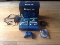 NEW XBOX 1 CONSOLE FORZA LIMITED EDITION 1TB